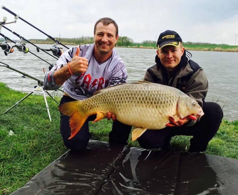Рыбалка на краснодарском водохранилище