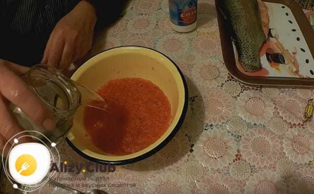 Засолить икру форели в домашних условиях рецепт