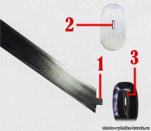 Особенности изготовления квока для сома своими руками