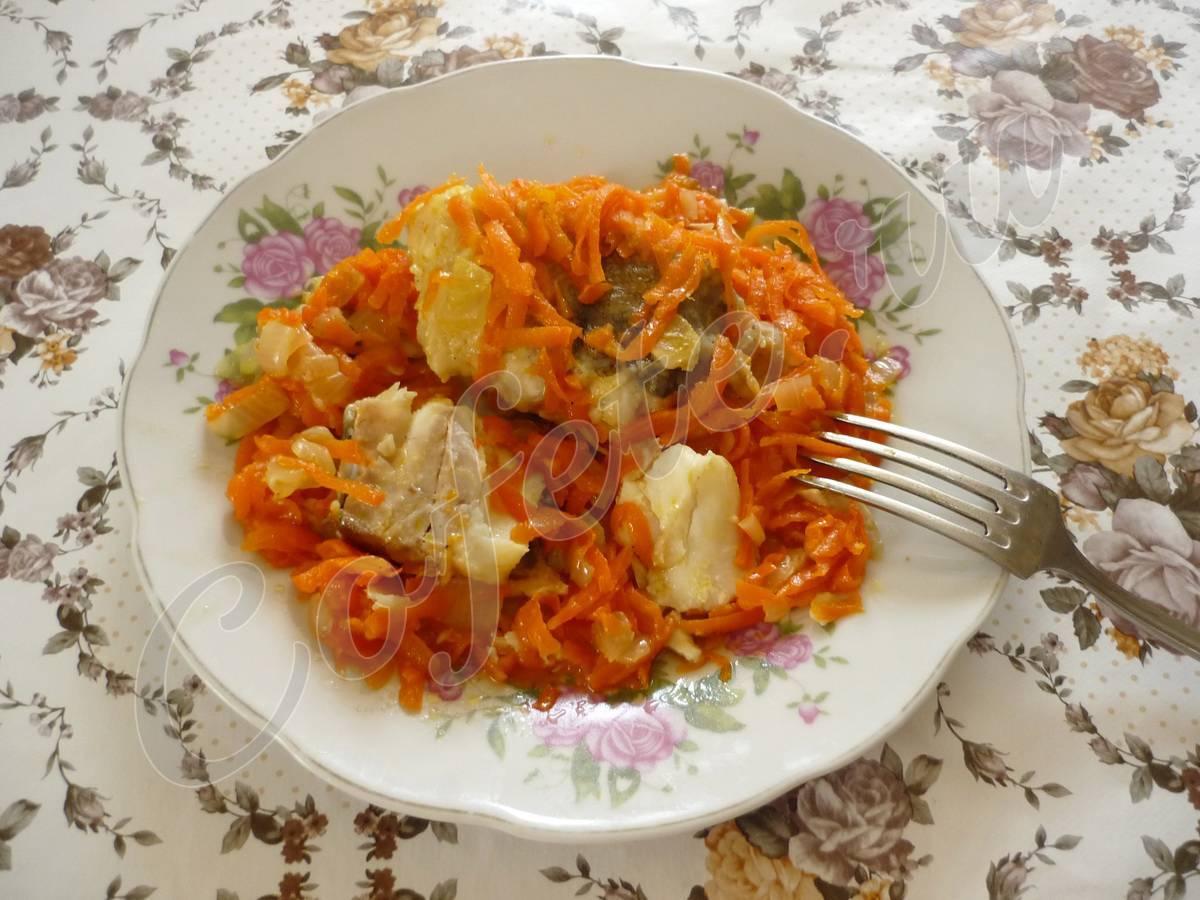 Рыба тушеная - 145 домашних вкусных рецептов приготовления