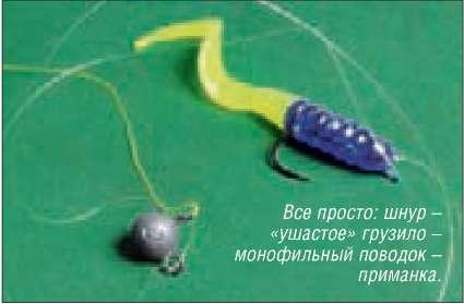 Оснастка сплит-шот (split shot): как связать, техники проводки - «fishing-life»