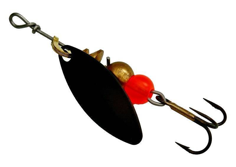 Ловля щуки на вертушки и колебалки мепс: теория и практика