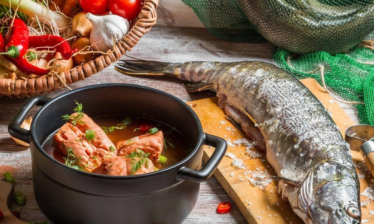 Сколько нужно варить рыбу для ухи [таблица] + простой рецепт