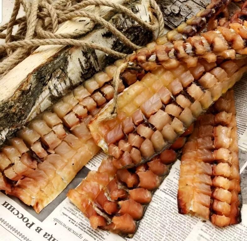 Юкола рыба. вяленая юкола из щуки – пошаговый рецепт с фото приготовления с острым красным перцем в домашних условиях
