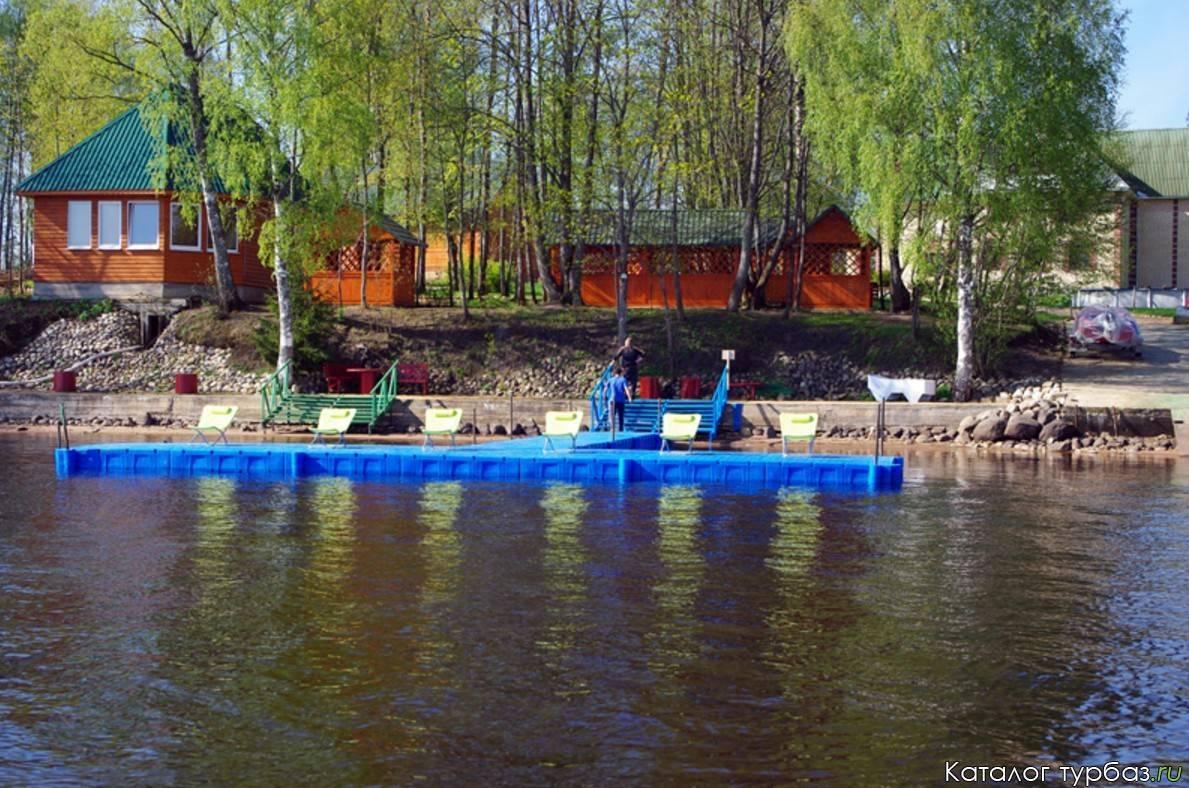 Озеро селигер. базы отдыха 2020, рыбалка, отдых, фото, отзывы, погода, отели рядом на туристер.ру