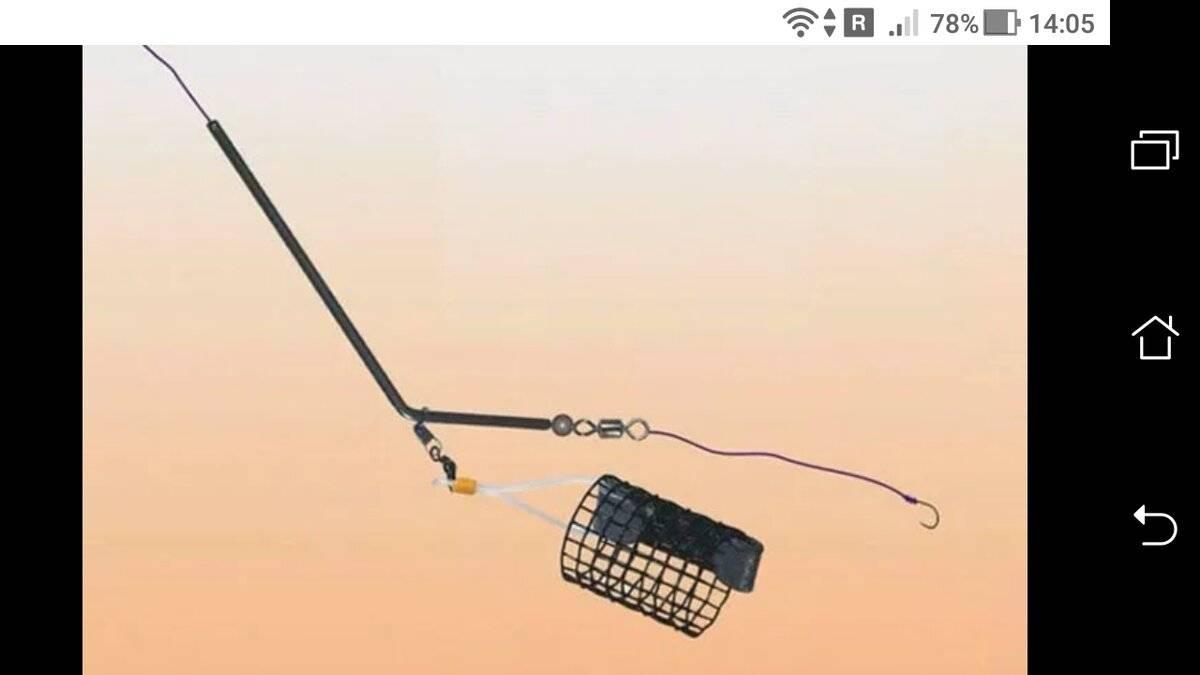 Школа рыбалки. доночная ловля: донки, фидеры и их оснащение
