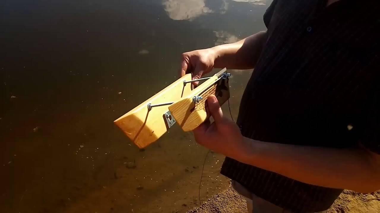 Ловля рыбы на кораблик: секрет уловистости, принцип работы и как сделать