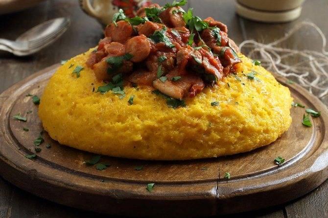 Мамалыга для рыбалки: рецепты, как приготовить, ингредиенты