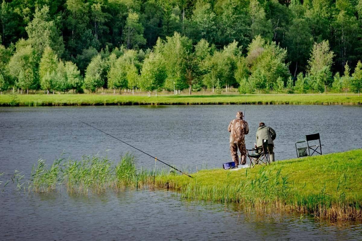 Куда поехать в карелию дикарем на рыбалку?