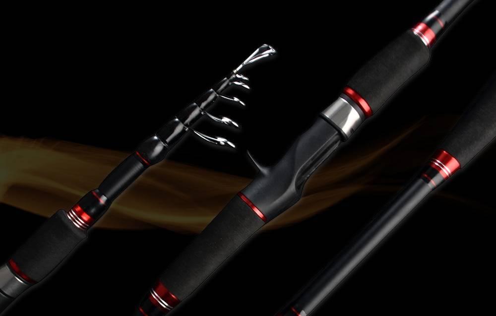 Телескопические спиннинги: лучше ли они штекерных? компактные удилища-ультралайт из карбона и другие модели, их рейтинг и отзывы