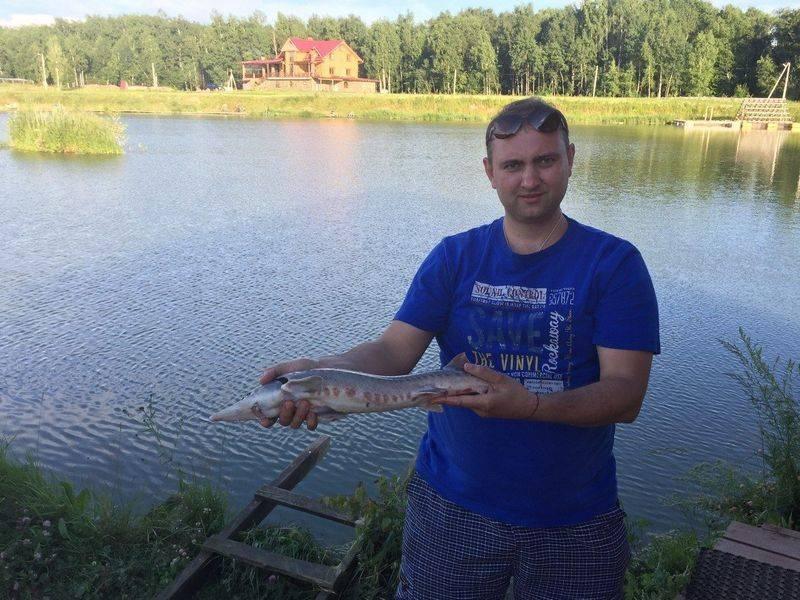 Платная рыбалка на лукомльском озере вызвала волнения среди рыбаков