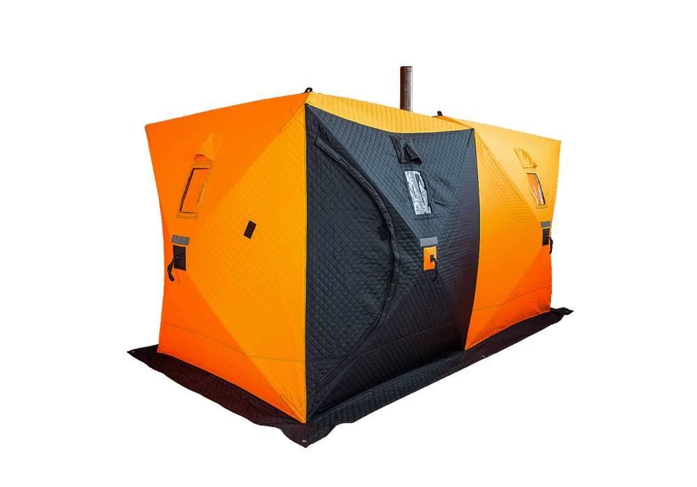 Выбор самой лучшей палатка для зимней рыбалки: устройство куб или зонтик, обзор с видео