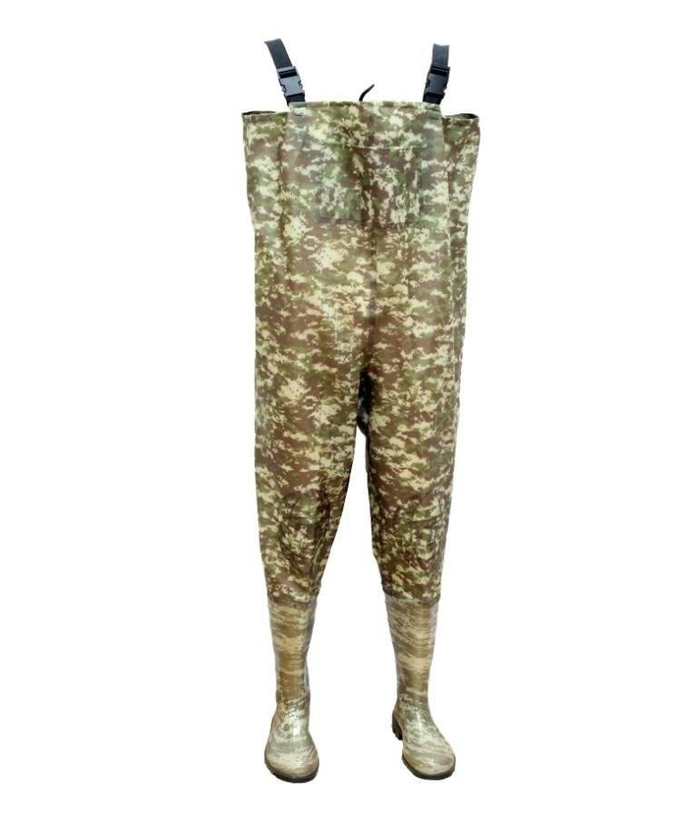 Забродный комбинезон для рыбалки, как выбрать рыбацкий костюм и штаны