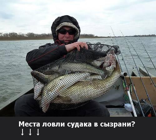 Рыбалка в самарской области: озера, карта водоемов