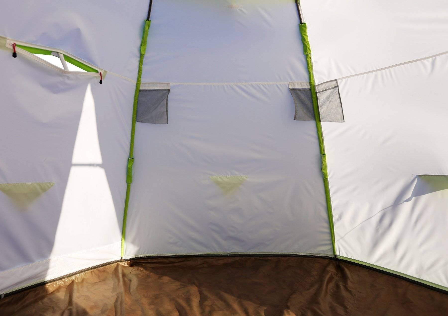 Топ-9 лучших палаток для туризма