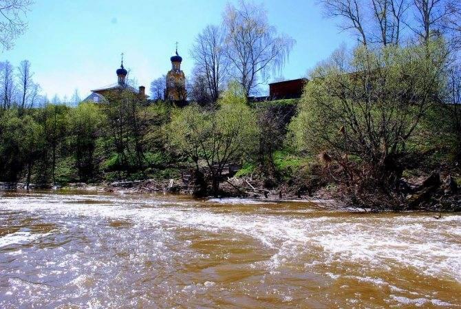Киржач (река) — википедия