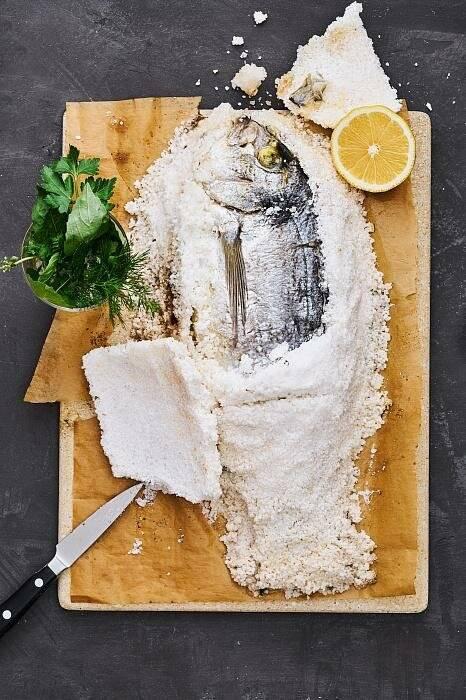 Рыба соленая (108 рецептов с фото) - рецепты с фотографиями на поварёнок.ру