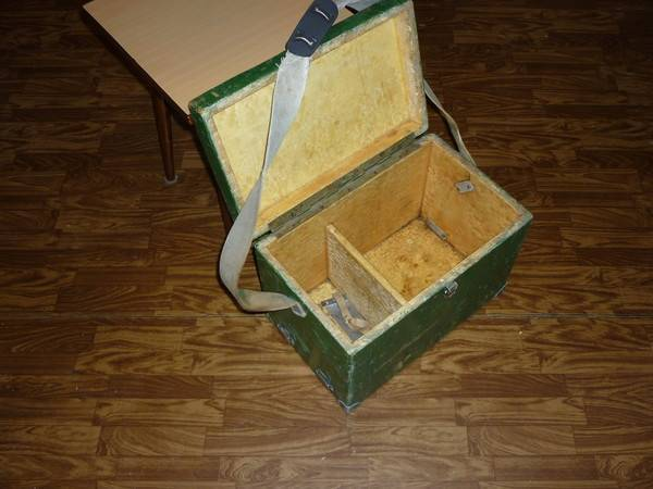 Ящик для зимней рыбалки своими руками: как сделать из пенопласта, фанеры или подручных материалов