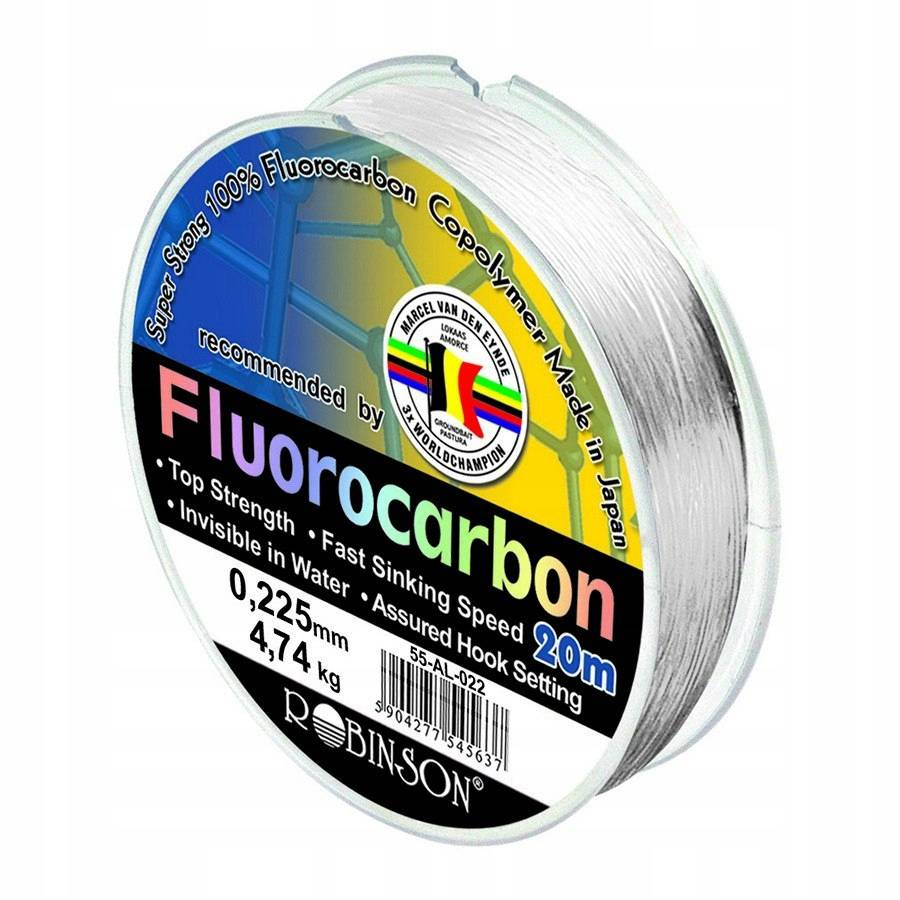 Как правильно завязывать узлы для флюрокарбоновой лески
