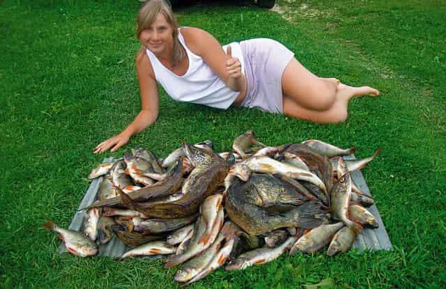 Лайфхаки для уловистой рыбалки - рыба