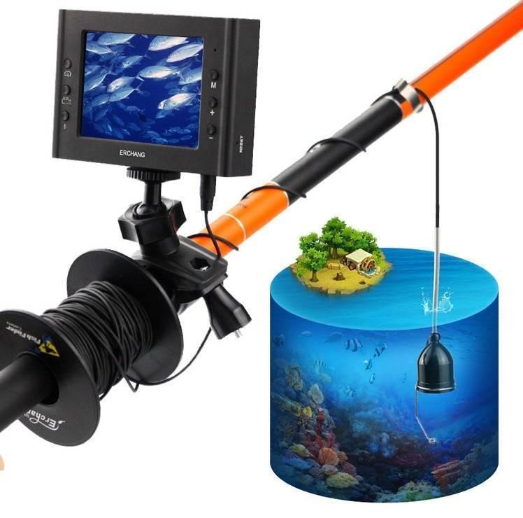 Топ-7 лучших видеокамер для зимней и летней ловли