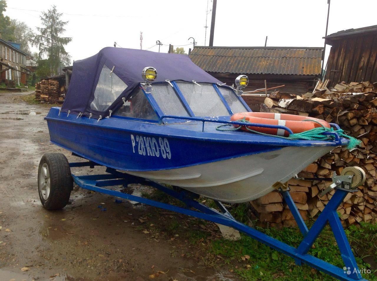 Лодка казанка: технические характеристики, отзывы владельцев