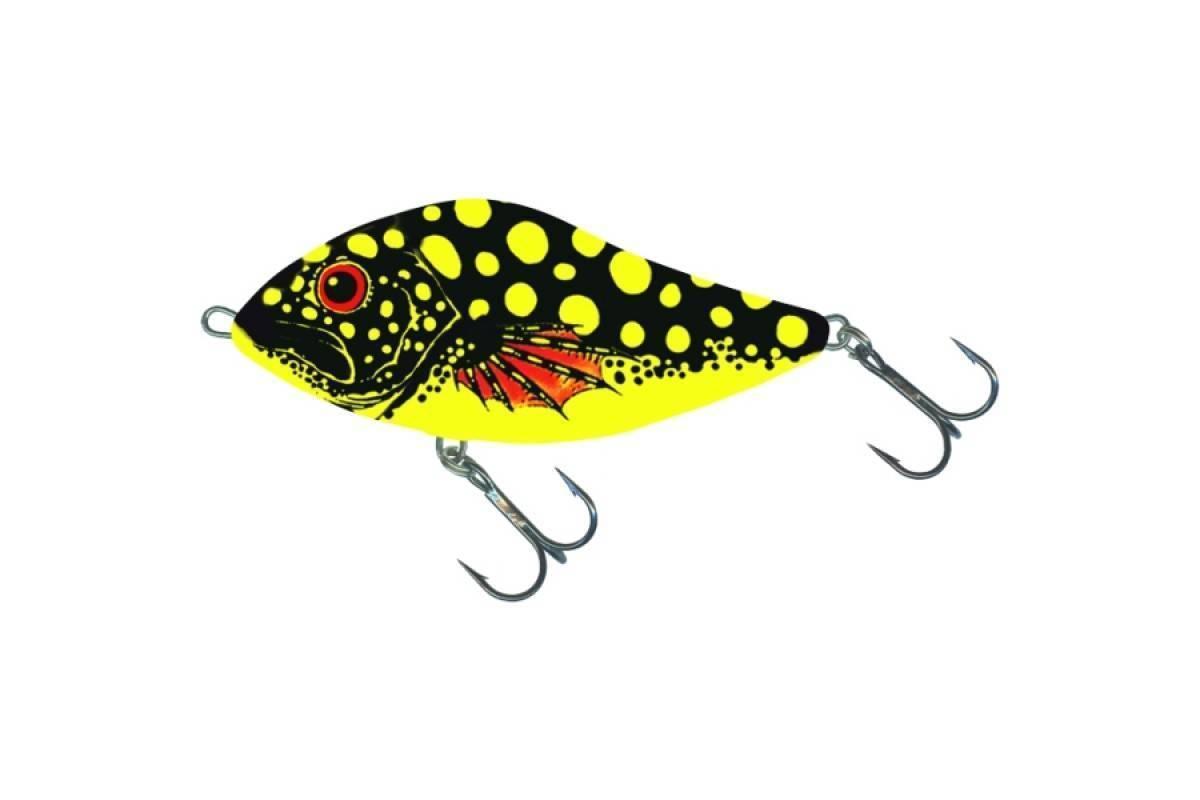 Джеркбейт salmo slider - рыбалка
