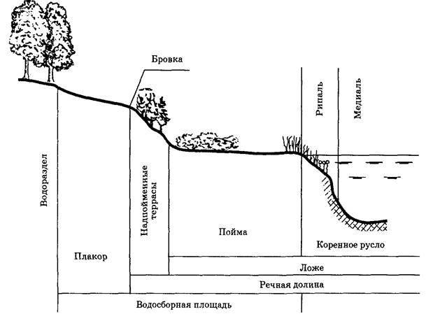 Как определить рельеф дна