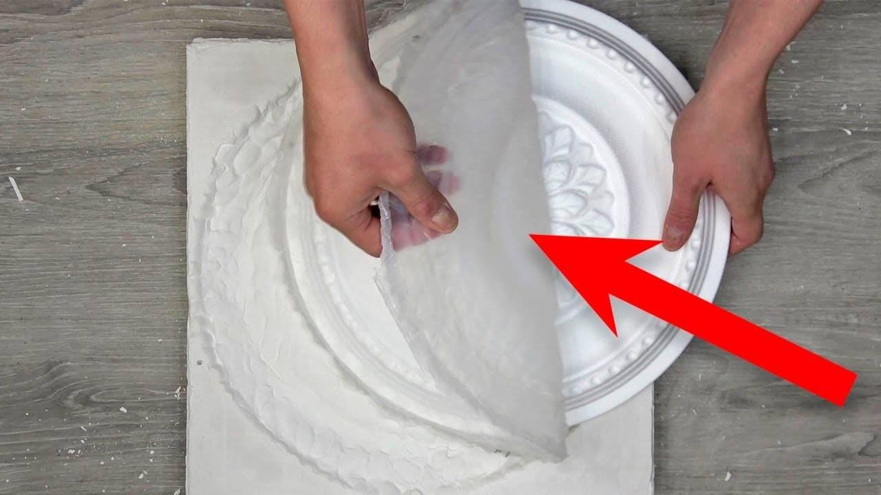 Герметик силиконовый и силиконовые формы своими руками: пошаговое производство