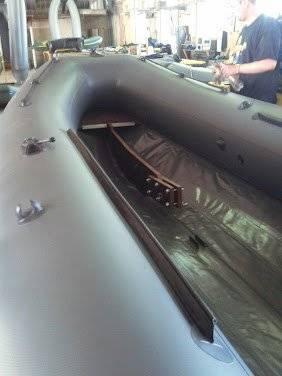 Особенности самостоятельного изготовления киля для лодки пвх