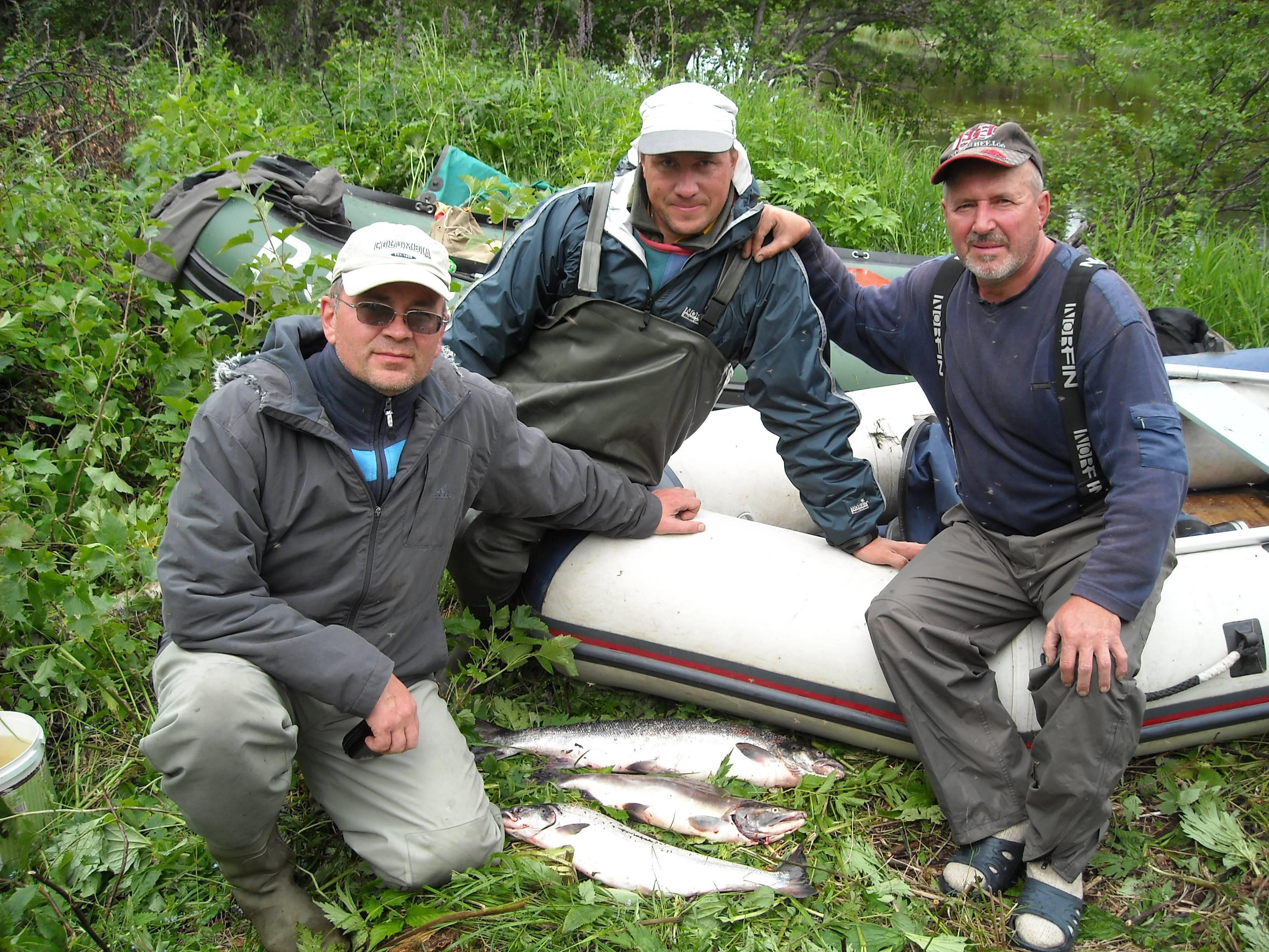 Рыбалка в Архангельске и Архангельской области