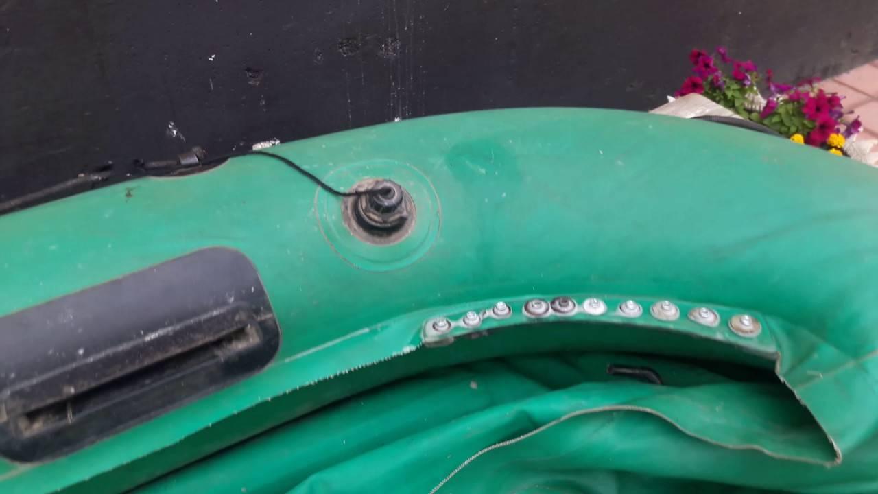 Клей для лодок пвх: как провести им ремонт
