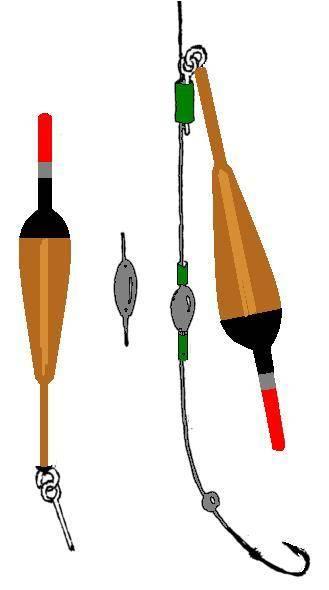 Как привязать крючок к леске: способы правильно завязать и закрепить, схема привязки