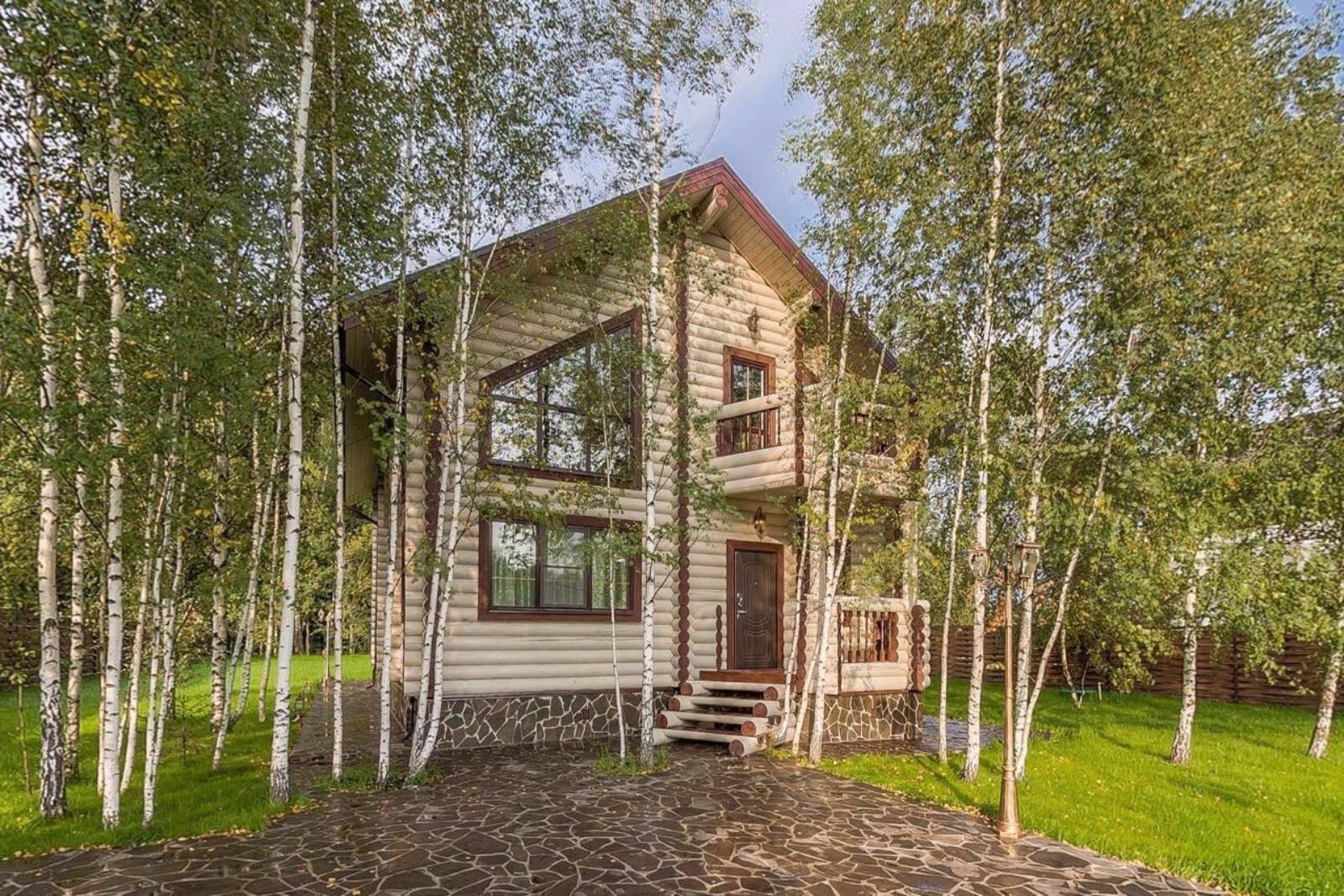 Деревянные дома, коттеджи, дачи и таунхаусы на сайте недвио