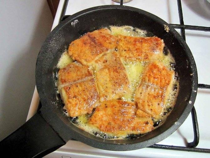Как пожарить щуку на сковороде с луком - пошаговый рецепт