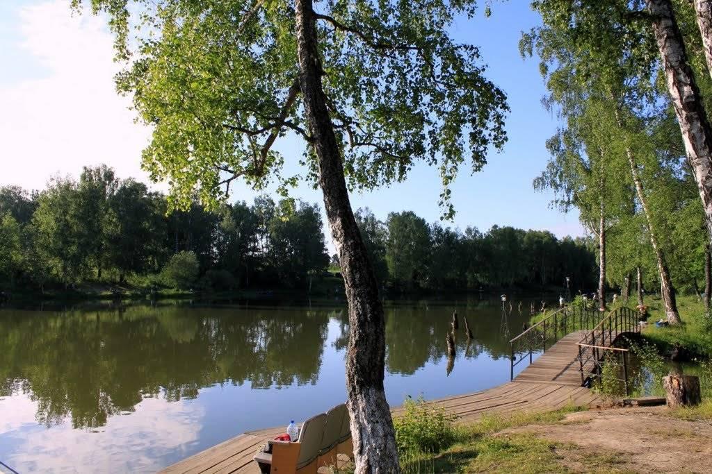 Платная рыбалка: юсупово (домодедовский район) - рыбалка