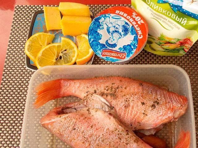Польза и вред морского окуня: состав и калорийность рыбы, описание популярных рецептов