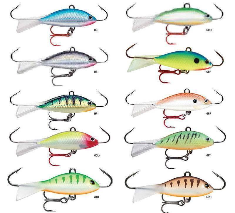Балансиры для зимней рыбалки: рейтинг лучших, как сделать своими руками