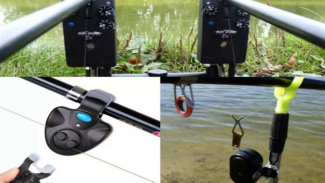 Сигнализатор полевки: звуковой, визуальный, электронный, топ лучших сигнализаторов поклевки