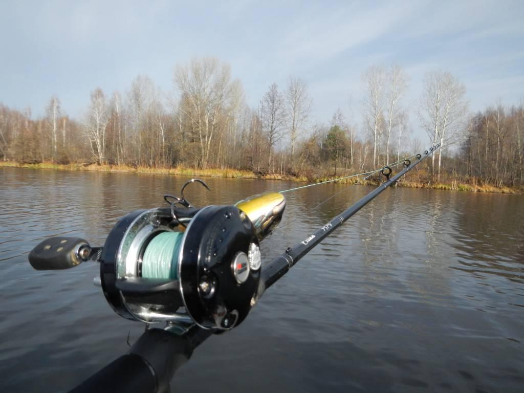 Рыбалка на ахтубе весной: подбираем удилище для троллинга