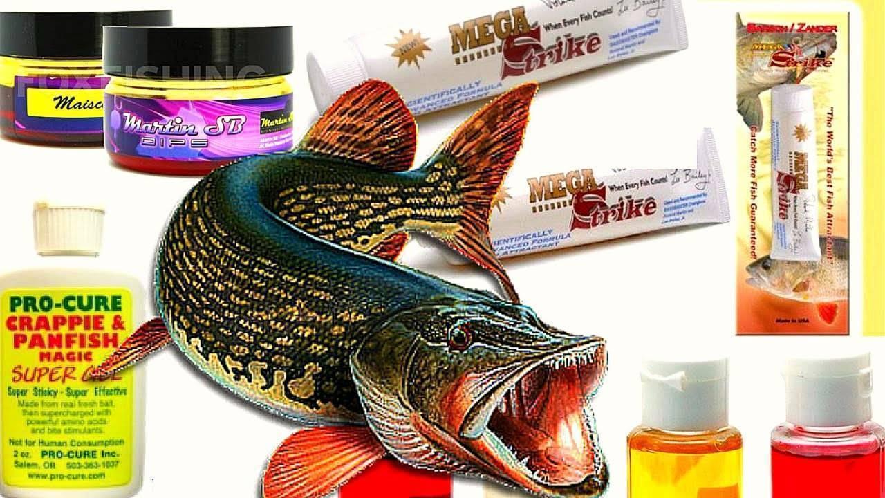 Аттрактант для щуки, судака, других хищников и мирной рыбы своими руками, особенности использования ароматизаторов