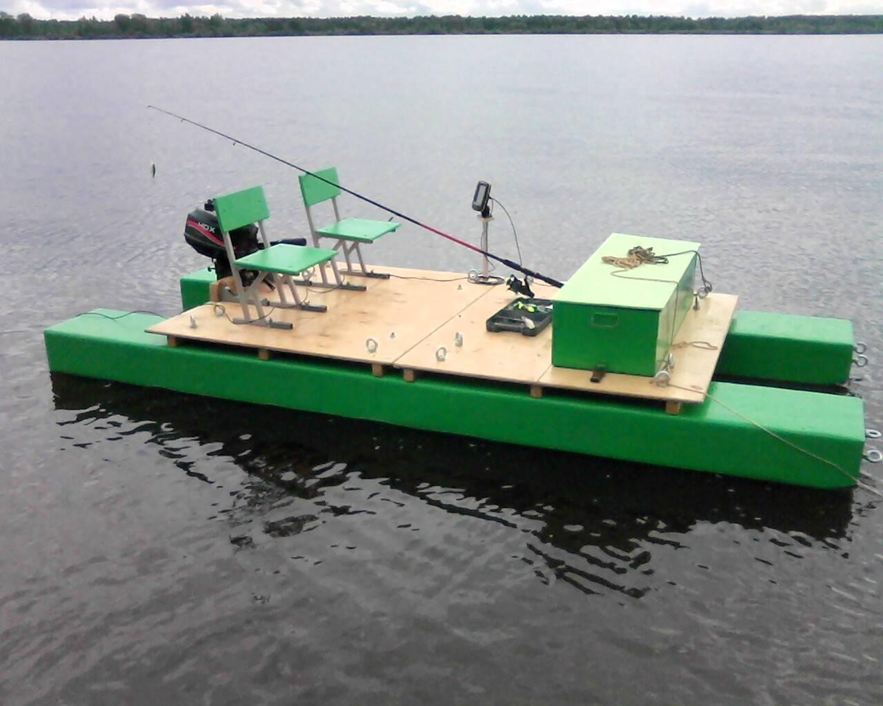Парусная яхта-катамаран: проект и чертежи катамарана для самостоятельной постройки