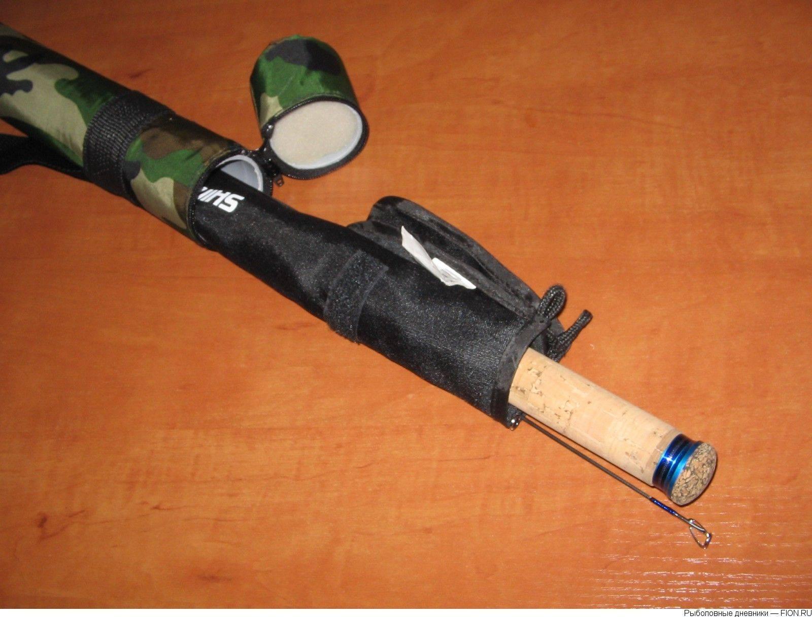 Чехол для удочек своими руками, изготовление сумки для спиннинга с катушкой, удилища