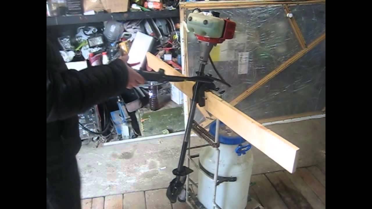 Что сделать из лодочного мотора. лодочные моторы самодельные. как сделать лодочный подвесной электромотор своими руками