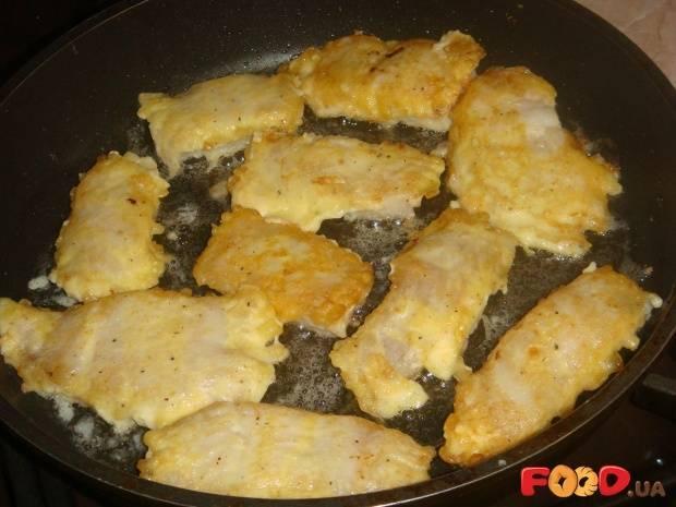 Окунь морской красный - рецепты жареный на сковороде