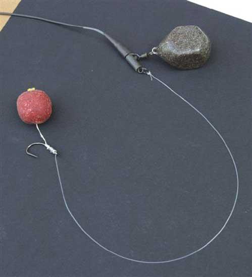 Ловля сазана на жмых (макуху) - правильная снасть, как ловить на течении макушатником