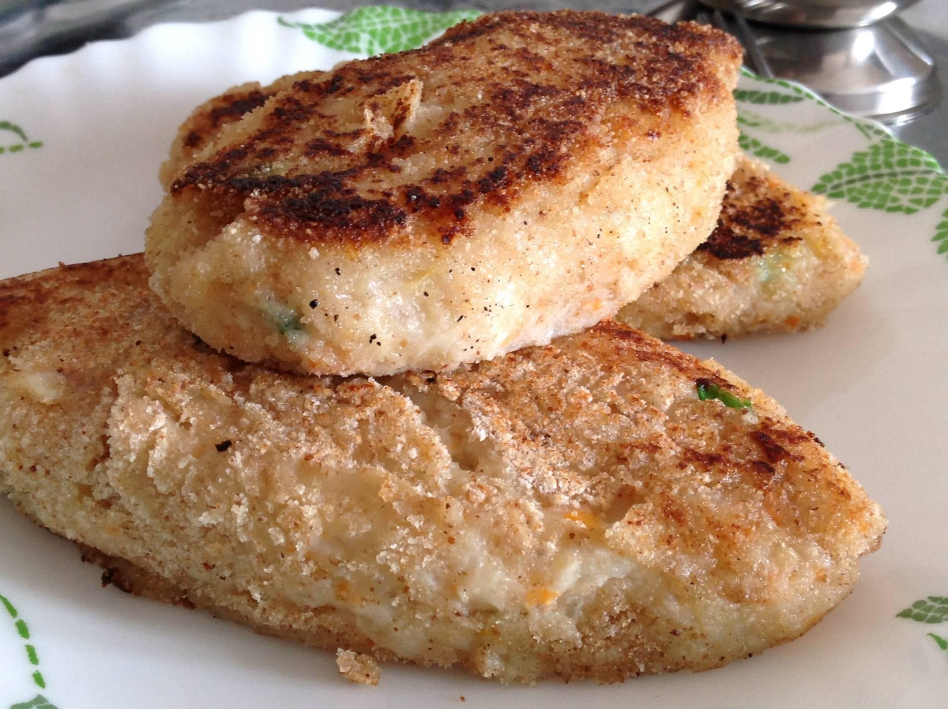 Рыбные котлеты - 10 очень вкусных рецептов с фото пошагово