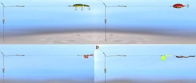 Ловля рыбы троллингом – преимущества и недостатки рыбалки