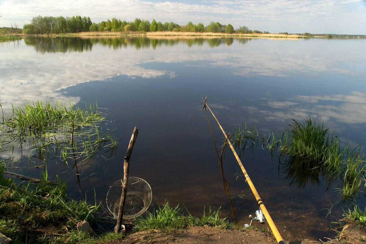 Где лучше рыбачить в челнах или неподалеку от города (+карты)