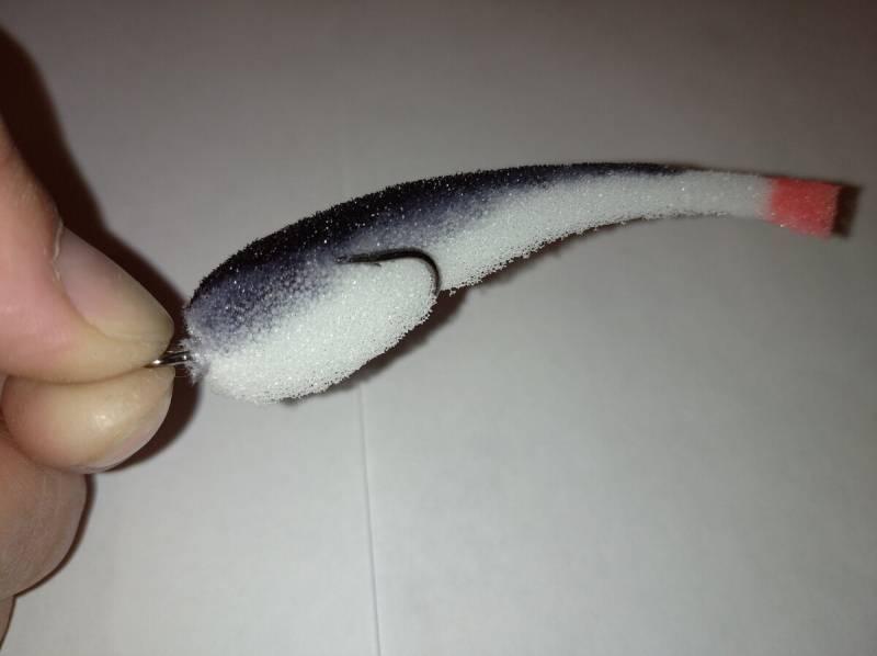 Поролоновая рыбка: 125 фото изготовления и ловли своими руками